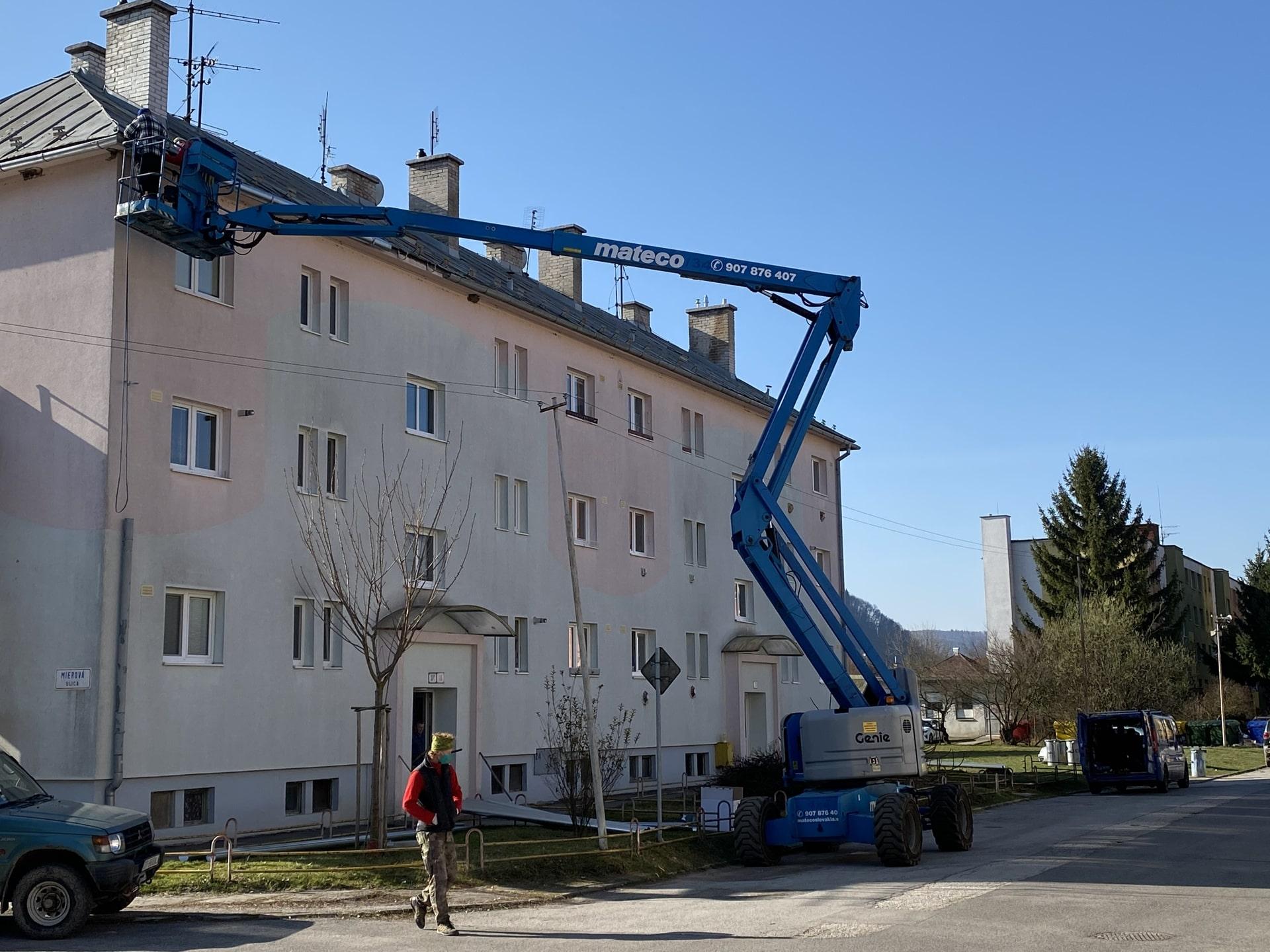 Klampiarske práce v Slovenskej Ľupči | KEISH