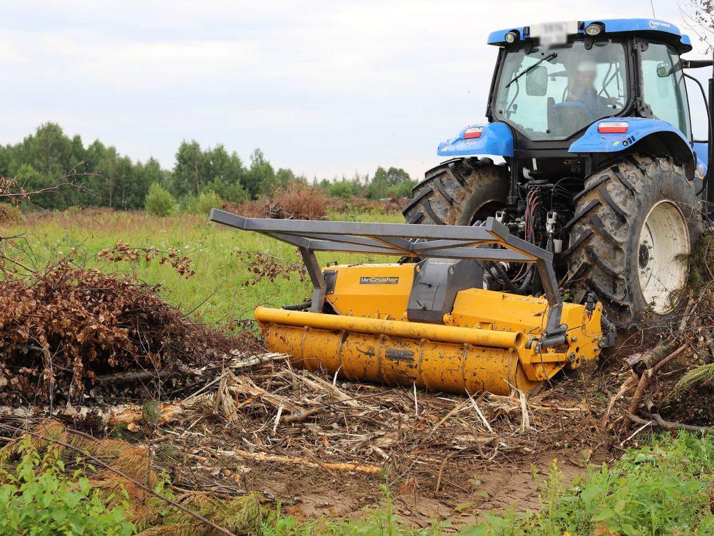 Čistenie pozemkov | KEISH